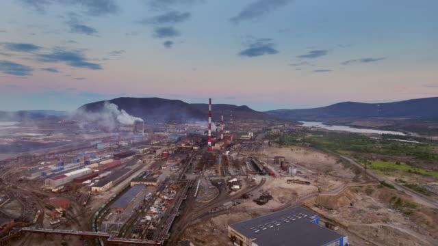 Elektrische centrales en rookt