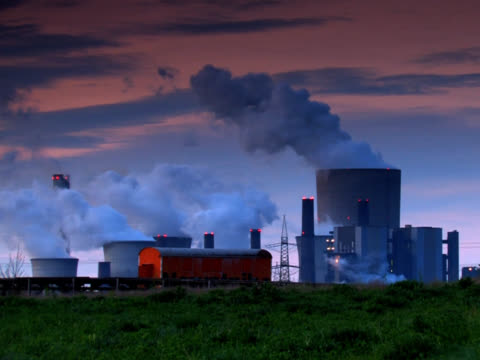 pal: power station - carbon monoxide stock videos & royalty-free footage