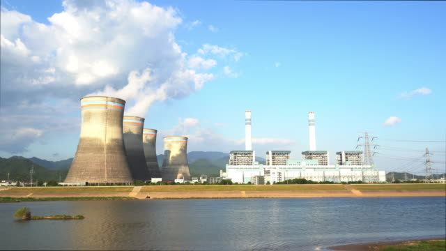 power station - zhejiang province stock videos & royalty-free footage