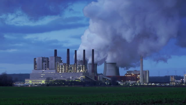 TIME LAPSE: Power Station