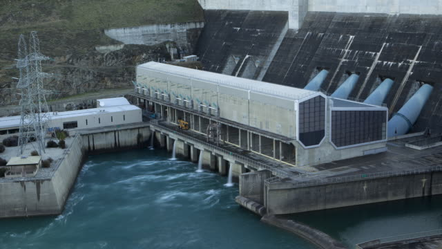 power station - hydroelectric power stock videos & royalty-free footage