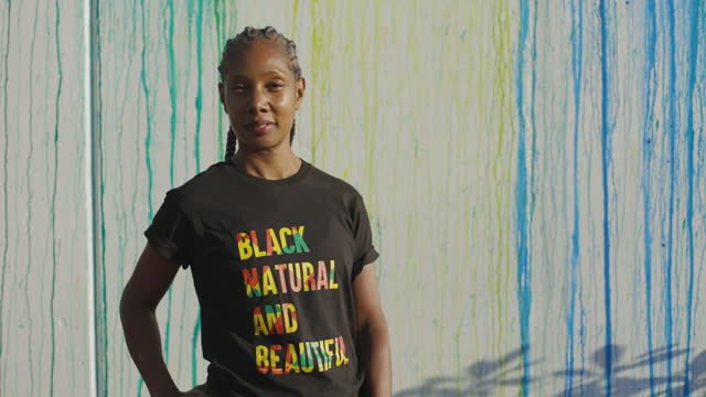 powerful black woman - performing arts event stock videos & royalty-free footage