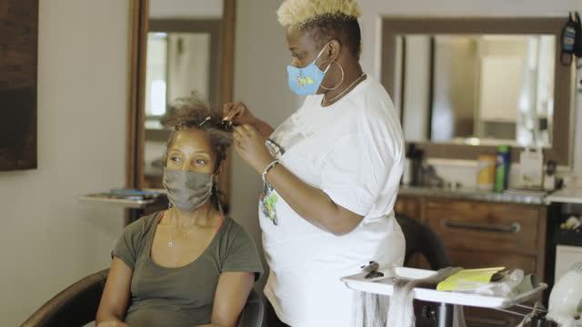 powerful black woman - black hair stock videos & royalty-free footage