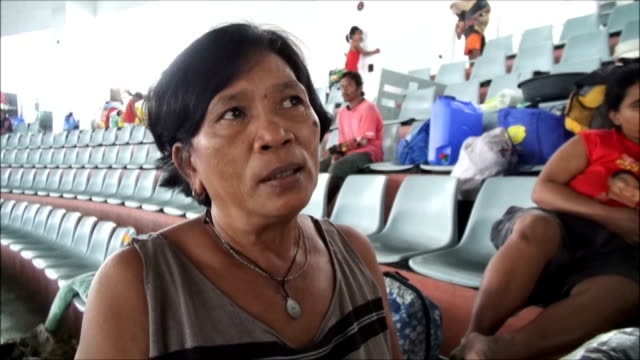 powerful typhoon hagupit swept the central philippines on sunday including provinces badly affected by super typhoon haiyan a year ago the storm... - land feature stock videos and b-roll footage