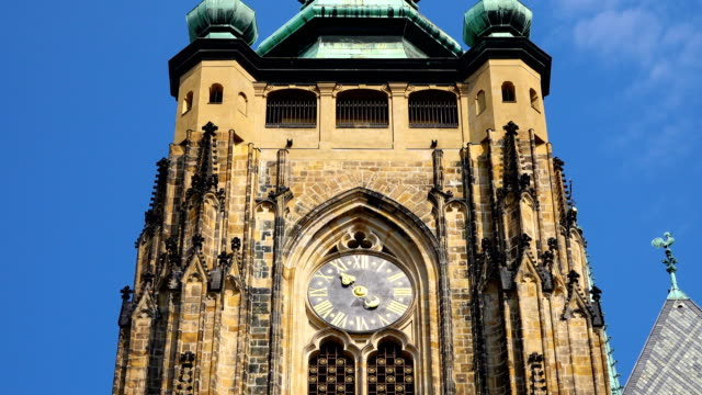 prague astronomical clock - czech culture stock videos & royalty-free footage
