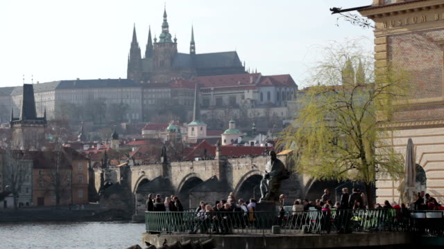 prague castle - hradcany castle stock videos and b-roll footage