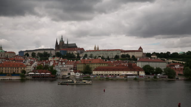 prague castle - mala strana stock videos and b-roll footage