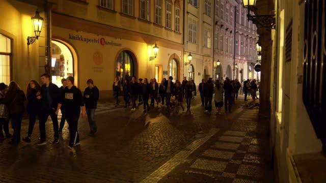 Prague Celetná Street In Staré Město