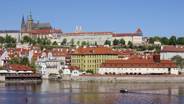 prague, czech republic - mala strana stock videos and b-roll footage
