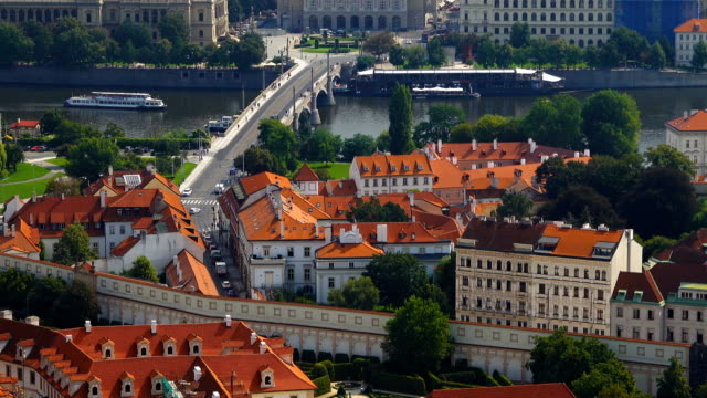 prague old city view - traditionally czech stock videos & royalty-free footage