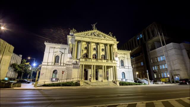 Prague State Opera Hyperlapse