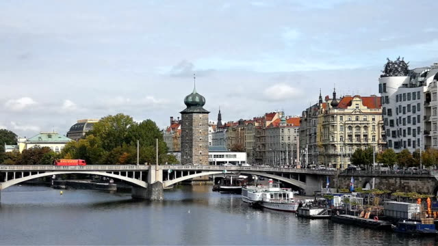 prague - stare mesto stock videos & royalty-free footage