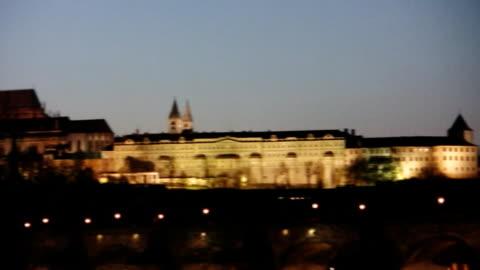 プラハ(hd - 聖ヴィート大聖堂点の映像素材/bロール