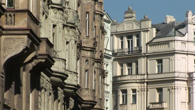 PragueView of buildings in Prague Czech Republic