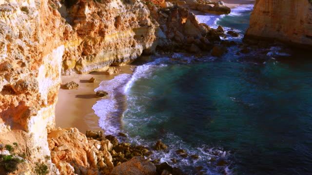 Praia da Marinha, Algarve, Atlantic Ocean, Portugal, Europe