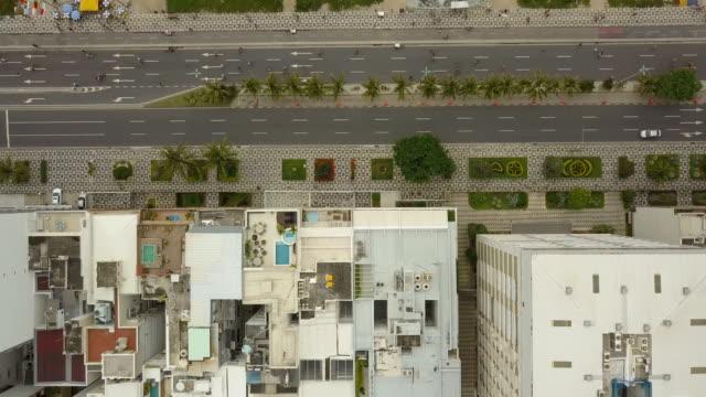 vídeos y material grabado en eventos de stock de playa de ipanema-voo de cidade para praia - praia