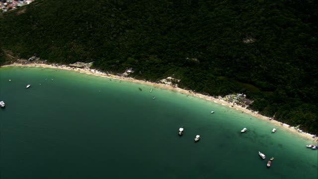 Praia Forno-Luftaufnahme-Rio de Janeiro, Brasilien