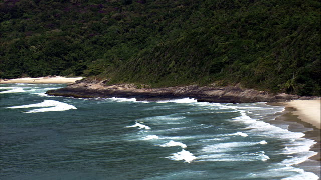Praia Do Sol-Luftaufnahme-Rio de Janeiro, Brasilien
