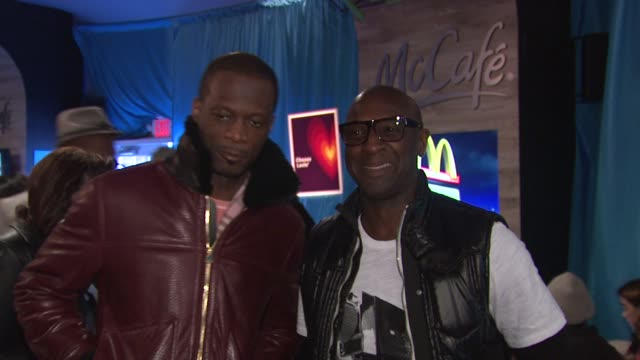 Pras at McDonald's McCafe Presents The Village At The Lift 2015 Day 3 on January 25 2015 in Park City Utah