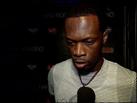 Pras Michel on his predictions for the MTV Video Music Awards and on his love for Kanye West at the Rolling Stone Magazine 40th Anniversary Party at...