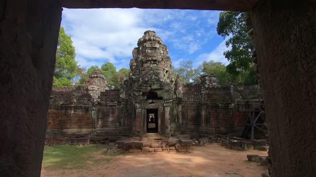 vidéos et rushes de temple prasat banteay kadei - monument