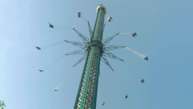 prater fairground. - プラーター公園点の映像素材/bロール