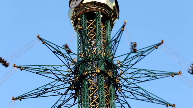 prater park in vienna - prater park stock videos & royalty-free footage