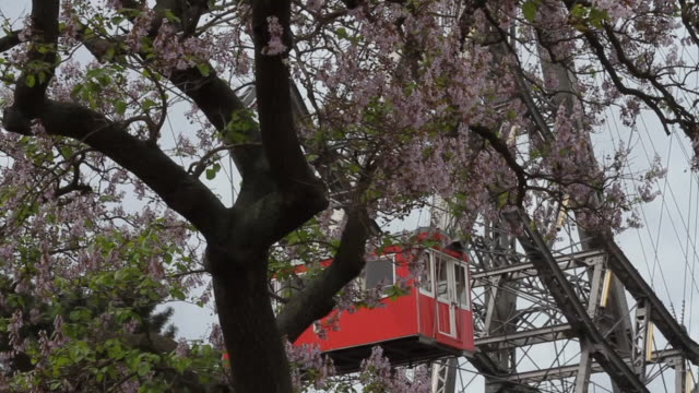 prater park vienna - prater park stock videos & royalty-free footage