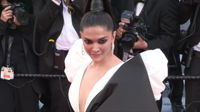 Praya Lundberg Jessica Kahawaty and more on the red carpet for the screening of Rocketman during the 72nd annual Cannes Film Festival Cannes France...