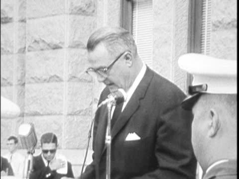 / prayer in intercession for texas governor john connally - john connally stock videos & royalty-free footage