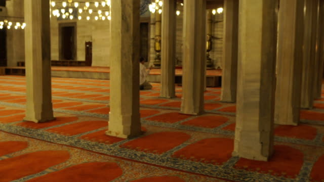 prayer - mosque stock videos & royalty-free footage