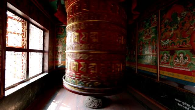 Prayer Wheel, Kathmandu, Nepal