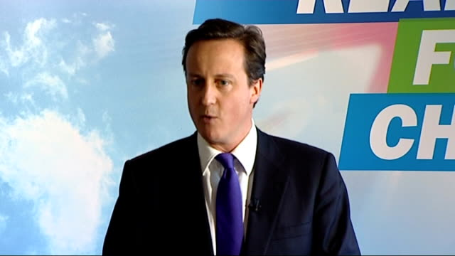 david cameron reaction speech england london westminster int david cameron mp speech sot wanted to get you all together today to talk about what... - peacetime stock videos and b-roll footage