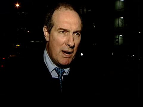 more borrowing london will hutton interview sot talks of booming housing market coming to an end - borrowing stock videos & royalty-free footage