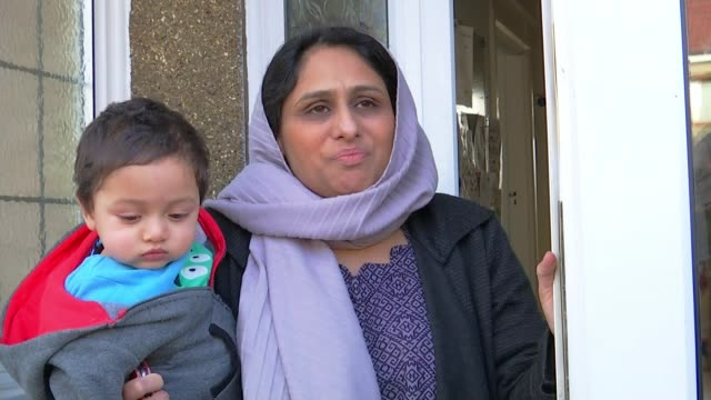 Pregnant woman dies after being attacked with crossbow ENGLAND London Ilford EXT Ambreen Zaidi interview SOT