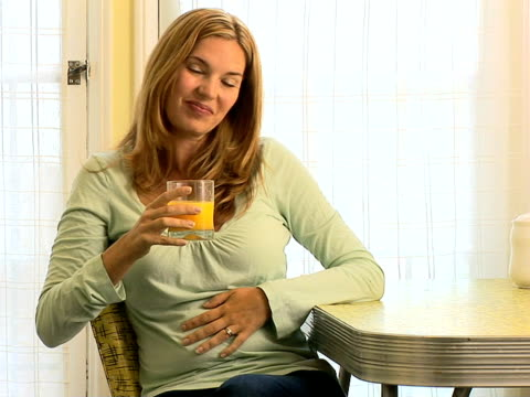 pregnant woman - see other clips from this shoot 1107 stock videos & royalty-free footage