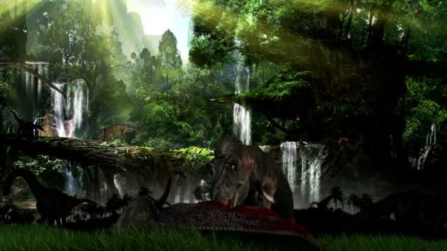 prehistorik scenery