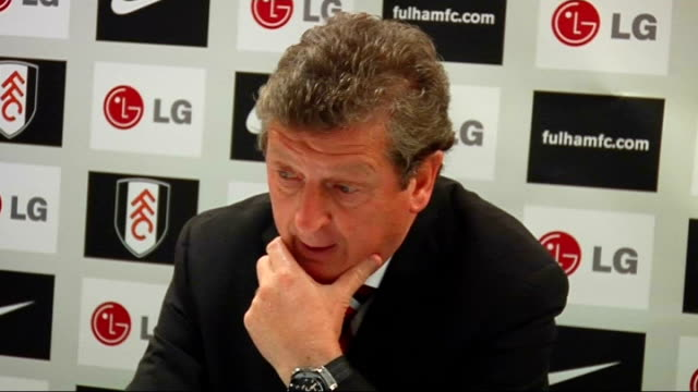 Fulham v West Ham United postmatch press conference On why he didn't make any substitutions / I'm not unhappy with the way the team played I'm...