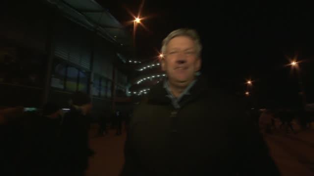 manchester city beat liverpool england manchester etihad stadium vox pops sot - sportliga stock-videos und b-roll-filmmaterial