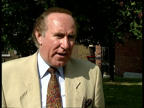tv rights andrew neil intvwd sof no discussions with murdoch re how newspaper should cover football - andrew neil stock videos & royalty-free footage