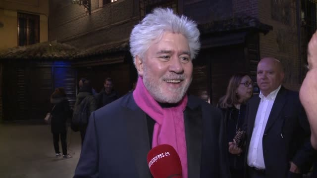 Premiere Dolor y Gloria Movie by Pedro Almodovar After Party