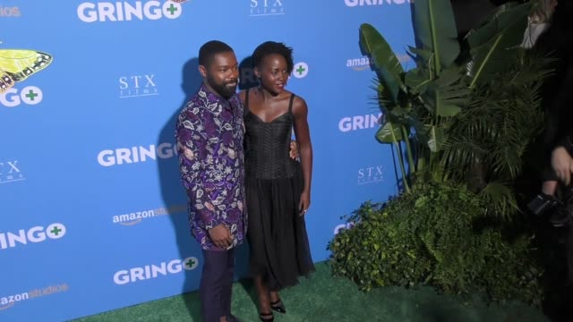 CLEAN Premiere Of Amazon Studios And STX Films' 'Gringo' on March 06 2018 in Los Angeles California