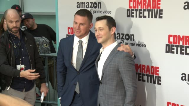 CHYRON Premiere Of Amazon's 'Comrade Detective' in Los Angeles CA
