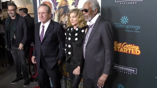 CLEAN Premiere Of Broad Green Pictures' 'Just Getting Started' on December 07 2017 in Hollywood California