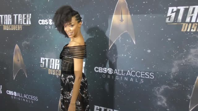 premiere of cbs's 'star trek: discovery' on september 19, 2017 in los angeles, california. - william shatner stock videos & royalty-free footage