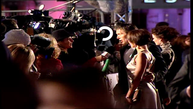 Premiere of new James Bond film 'Casino Royale' General views of celebrities on red carpet including Martin Campbell Mads Mikkelsen and Daniel Craig...