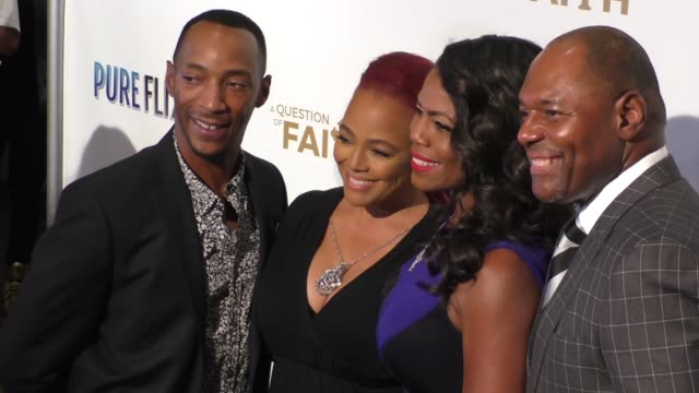 CLEAN Premiere Of Pure Flix Entertainment's 'A Question Of Faith' on September 27 2017 in Los Angeles California