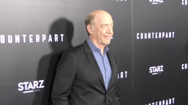 CLEAN Premiere of Starz's 'Counterpart' on January 10 2018 in Los Angeles California
