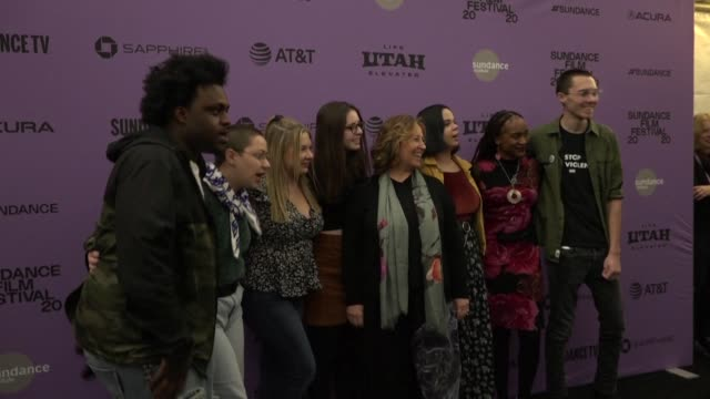 premiering at the sundance film festival in utah us kids is a documentary that follows the survivors of the 2018 parkland high school shooting and... - documentary film stock videos & royalty-free footage