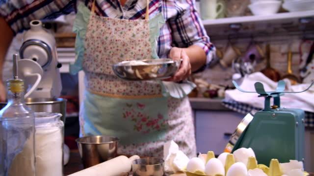 Voorbereiding van huisgemaakte Pasta